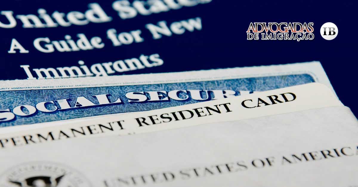 Como conseguir o Green Card - Visto permanente Americano - EUA
